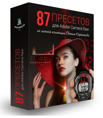87 пресетов для Adobe Camera Raw скачать бесплатно торрент