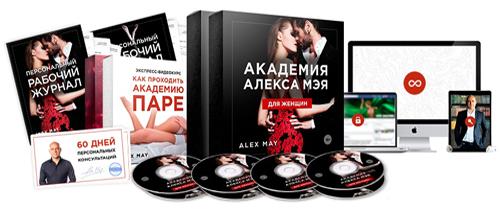 Новая Академия Секса Алекса Мэя для женщин скачать бесплатно торрент