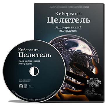 Скачать бесплатно «Киберсант целитель» Анатолия Емельянова