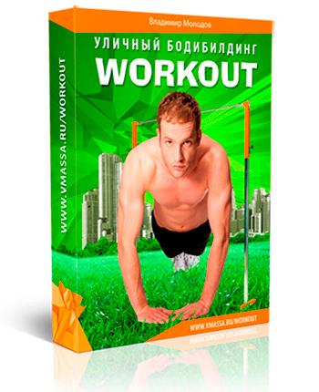 Видеокурс «Уличный бодибилдинг (workout)» скачать бесплатно торрент