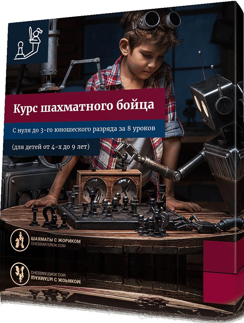 Курс шахматного бойца от Павла Шипицына скачать бесплатно