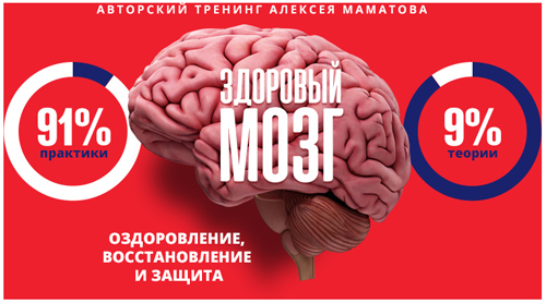 Тренинг Здоровый мозг скачать бесплатно торрент